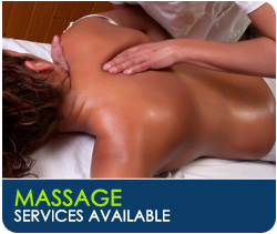 Massage Services Available